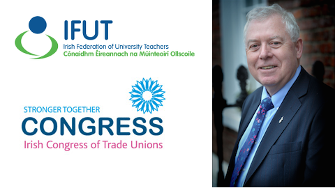 Mike Jennings elected to ICTU Executive Council