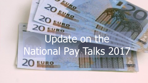 National Pay Talks 2017