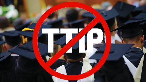 Stop TTIP in Education